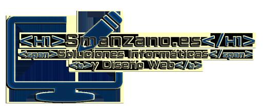 Smanzano.es - Soluciones Informáticas - Desarrollo y Diseñó Web